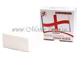 <b>Меловой брусок</b> для шерсти <b>Show Tech</b> English Magnesium Chalk ...