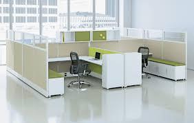 fice Stirring fice Desk Systems Custom Contemporary Desk Used