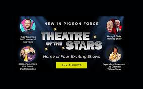 pigeon forge shows and dinner theatres