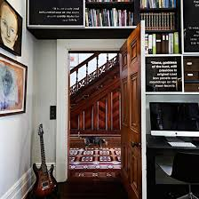 home office design quirky. Be Inspired By This Eclectic And Quirky Villa In Melbourne. Home Office DesignOffice Design