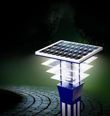 image of high quality solar landscape lights