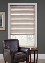 2 5 faux wood blind thehomedepot