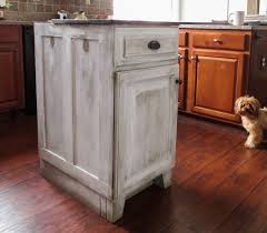 Mobile Kitchen Island Down To Earth Style Re Purposed Cabinet To Mobile Kitchen Cart