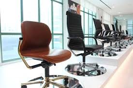 classic office chair. Milestone Gallery Wilkhahn Showroom Singapore   FS-Line Classic Office Swivel Chair Design: L