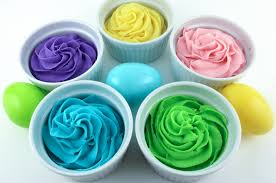 How To Make Easter Frosting Two Sisters
