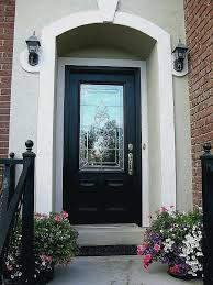 front door glass inserts new terrific dark grey wooden front door exterior ideas 3d