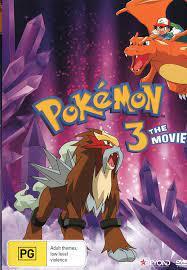 Amazon.com: Pokemon 3 The Movie   Anime   NON-USA Format   PAL Region 4  Import - Australia: Michael Haigney, Kunihiko Yuyama: Movies & TV