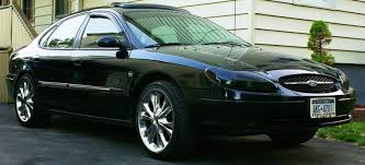 2003 Ford Taurus - Information and photos - ZombieDrive