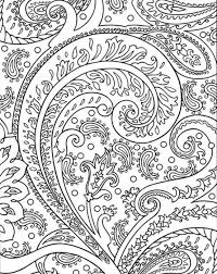 Small Picture Printable Abstract Coloring Pages Cecilymae