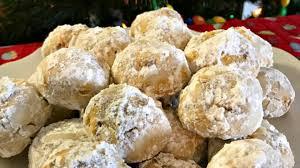 erscotch chip snowball cookies
