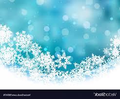 Christmas Snowflakes Pictures Elegant Christmas Snowflakes Background Vector Savoyuptown