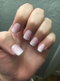 best nail design ideas for short nails wedding manicure