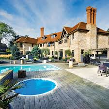 mansion bedrooms with a pool. The Most Expensive Property On List Is A North London Mansion Seeking One Seriously Loaded Owner. Seven-bedroom Set 11.5 Acres Of Bedrooms With Pool