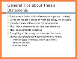reflective essay thesis statement examples process essay thesis statement essays topics for high school