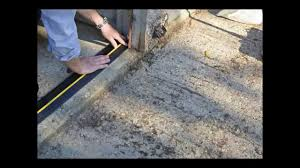garage door floor sealWeather Defender Garage Door Floor Seal Installation  YouTube