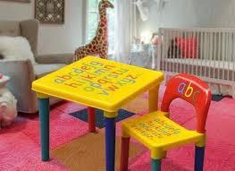 Plastic Kids Table And Chair Set - Principlesofafreesociety