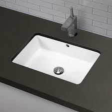 rectangular undermount bathroom sink depth drop in stainless steel best kitchen sinks