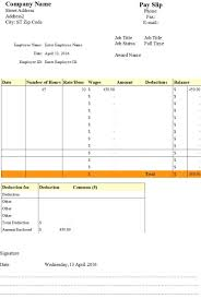 free uk payslip template download 7 payslip templates excel pdf formats