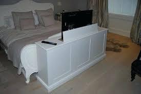 tv lift cabinet diy lift cabinet