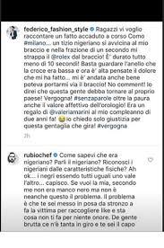 Chef Rubio accusa di razzismo Federico Fashion Style dopo un post su  Intagram Chef Rubio nelle ultime ore sta molto facendo parl… | Style,  Fashion style, Instagram