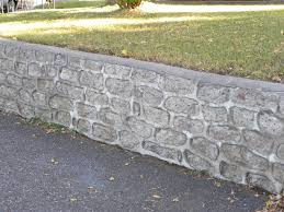 ideas for covering cement retaining wall wall decorating ideas within dimensions 1024 x 768