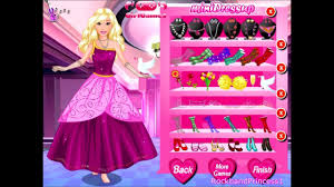 barbie games barbie dress up games barbie makeover dress up games