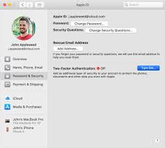 Icloud Security Code Two Factor Authentication For Apple Id Apple Support