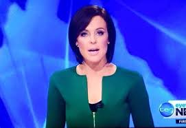 Australian TV Personality Wore A Jacket That Made It Look Like She.