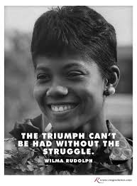 Image result for WILMA RUDOLPH