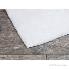 grund certified 100 organic cotton non skid bath mat namo spa series