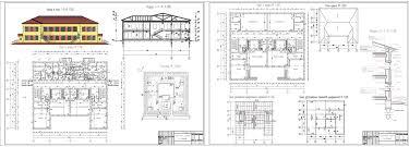 Курсовые и дипломные проекты общественное здание скачать dwg  Курсовой проект Детский сад на 95 человек 30 х 27 м в г
