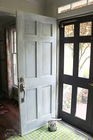 how to refinish front doorHow to StripPaint Off a Door  Pretty Handy Girl