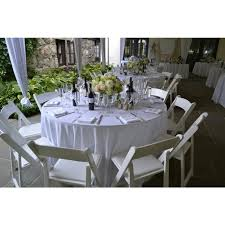 round tablecloth wedding reception round tablecloth special event white restaurant tablecloth