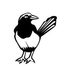 Small Picture Eastern Goldfinch Coloring Page Templates and Traceables