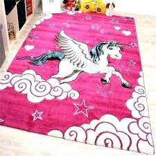 pink girl rugs girls rug details about kids nursery carpet lovely unicorn design soft quality play pink girl rugs baby