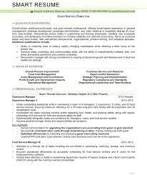 Food Service Resume Template Resume Food Service Resume Template 17