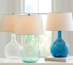 colored glass lighting. Eva Colored Glass Table Lamp Lighting R