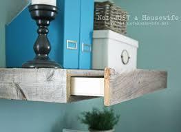 Making Floating Shelves Reclaimed Wood Floating Shelves Stacy Risenmay 72