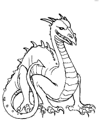 Small Picture DragonColoringPages03 Colouring Pinterest Dragon kid Kid