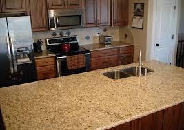 Giallo Veneziano Granite Kitchen Giallo Ornamental Granite