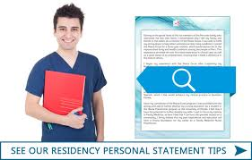 Medical Residency Personal Statement Writing Service Custom Paper ...