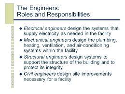 Senior Structural Engineer Job Responsibilities The Engineers Roles