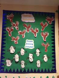 Hark The Herald Angel Display  Baby Artwork Using Hand And Nursery Christmas Crafts
