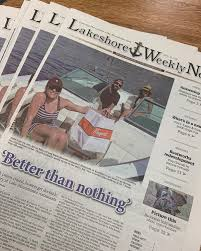 Lakeshore Weekly News - And here it is ... the final issue of The ...
