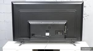 Test Sharp LC-60UI7652E : Un bon TV 4K 60 pouces (152 cm) à 600 € - Les  Numériques
