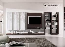 Small Picture 20 Modern TV wall units for unique living room designs