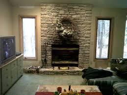 ... Contemporary Stone Fireplace Ideas And Photos Best House Design Image  Of Tv Contemporary Fireplaces Full Size