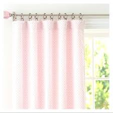 pottery barn kids curtains pottery barn kids pink dot chenille curtain set m