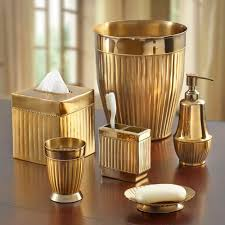 gold bathroom accessories sets : Choosing The Right Bathroom ...