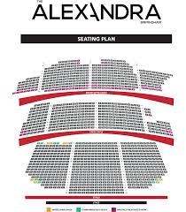 Alexandra Palace Seating Chart Peter Andre Celebrating 25 Years The Alexandra Theatre
